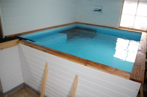 hydrotherapiebad